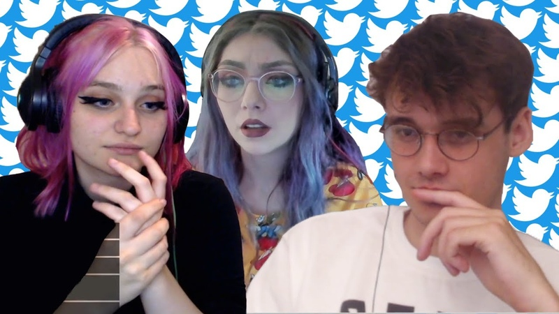 Wilbur, Minx, and Nihachu rants about Twitter (unofficial podcast)