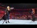 WWE Monday Night Raw Charlotte Flair Saves Becky Lynch 16 September 2019