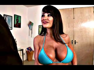 ПОРНО С ПЕРЕВОДОМ -- БОГАТАЯ ЛИЗА РЕШИЛА ПОИГРАТЬСЯ СО СВОИМ ВОДИТЕЛЕМ -- порно на русском языке --   Lisa Ann