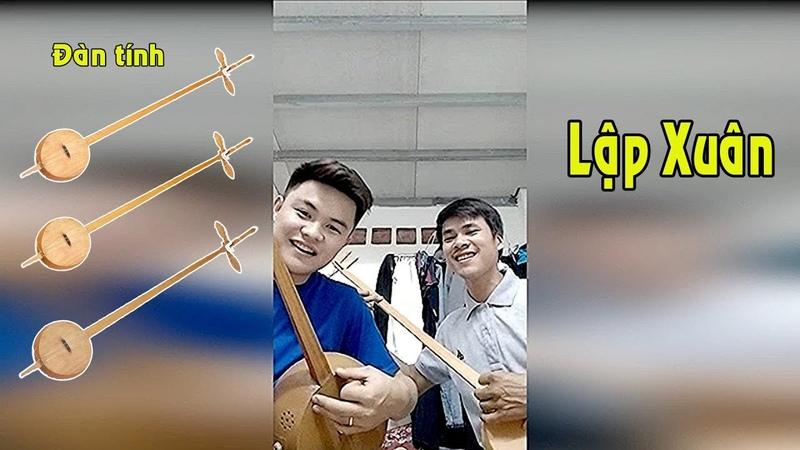 Hai Chàng Trai Cover Lập Xuân CLB Hát Then Đàn T nh TP Hồ Ch Minh Mr Tran Vlog
