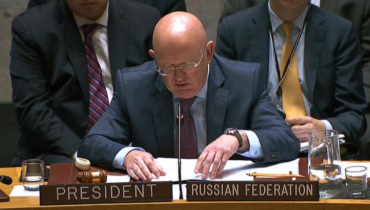 Вести.Ru: Россия и Китай ветировали западную резолюцию по сирийскому Идлибу