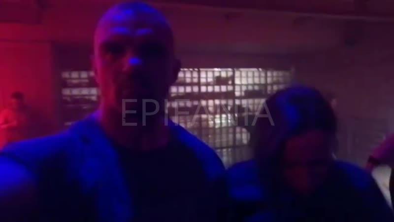 Владимир Епифанцев Шум и ярость в западном Берлине EPIFANIA 18
