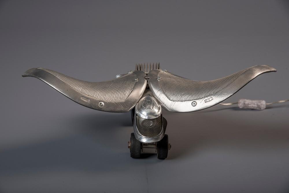 Необычные лампы Пьерра Куцояниса