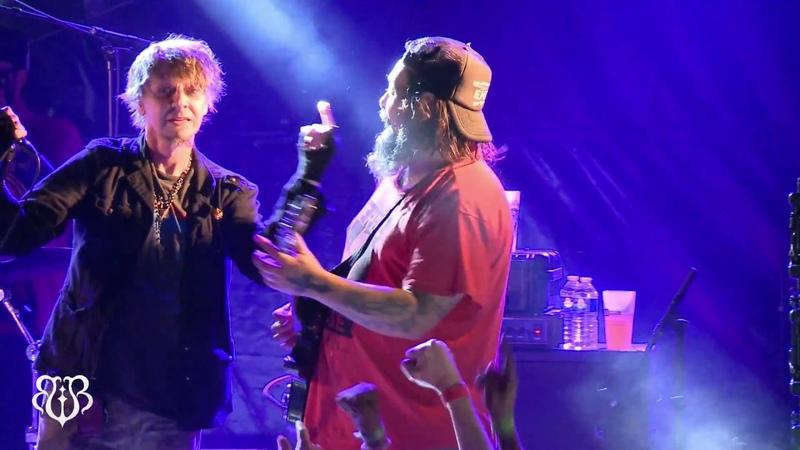 EYEHATEGOD - Live at Rock In Bourlon 2018