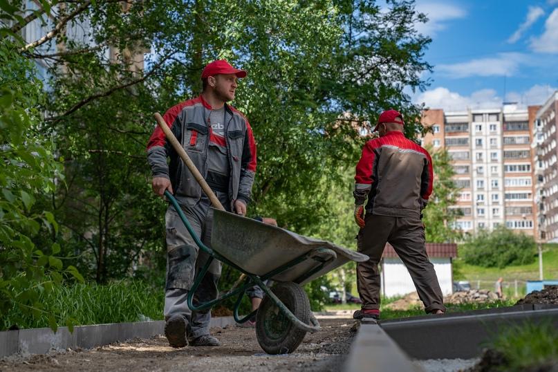 Дороги и дворы: старт ремонтной кампании, изображение №12