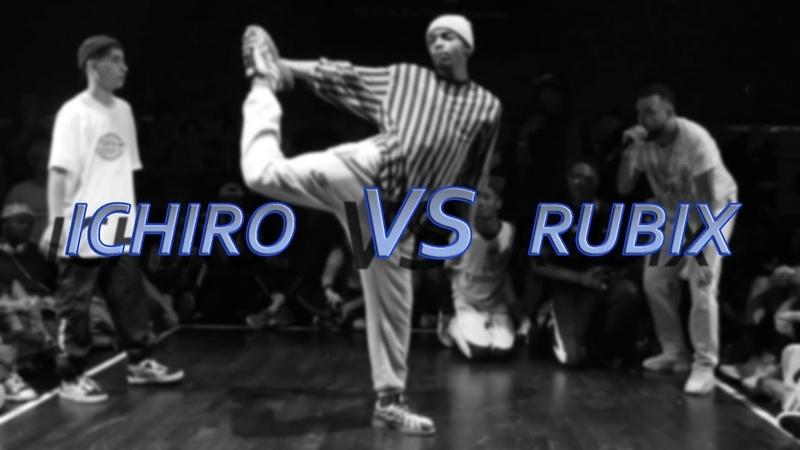 Ichiro (HUN) VS Rubix (FR) | (TOP 16) LFN EUROPE BATTLE 2K19