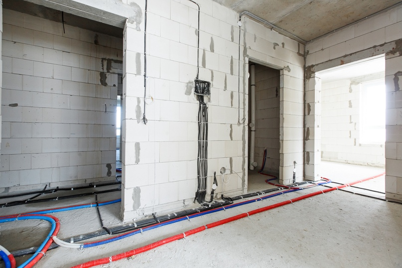Отчет о ходе строительства апрель 2020 ЖК «Ожогино», изображение №6