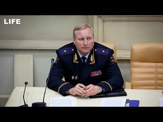 Генерал МВД задержан по подозрению в мошенничестве