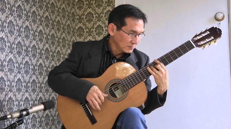 Bolero Flamenco - Guitar: Dang Thao