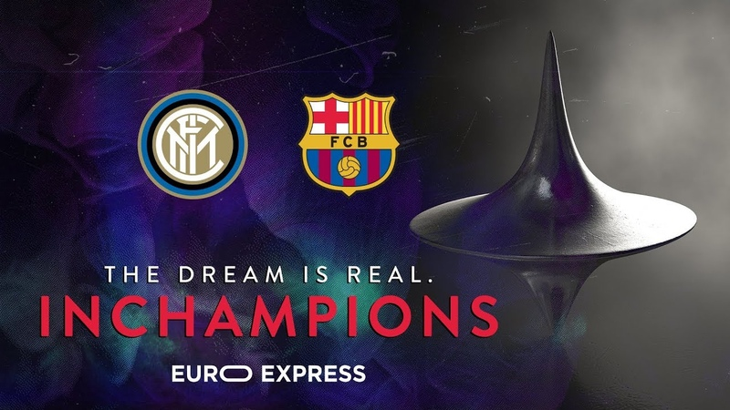INTER vs BARCELONA INCHAMPIONS EURO EXPRESS SUB ENG ITA