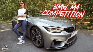 BMW F82 M4 Competition | Dashcam Alpine Einbau | Lisa Yasmin