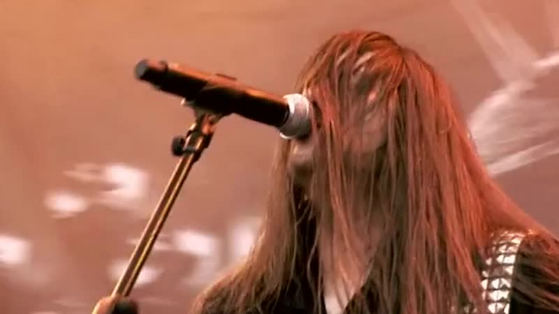Sodom Proselytism Real Christ Passion with Frank Blackfire Live at Wacken Open Air 2007