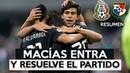 ¡SACAN EL RESULTADO México vs Panamá 3 1 Resumen y Goles Liga de Naciones 2019