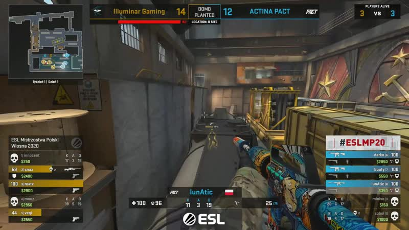 Snax is back