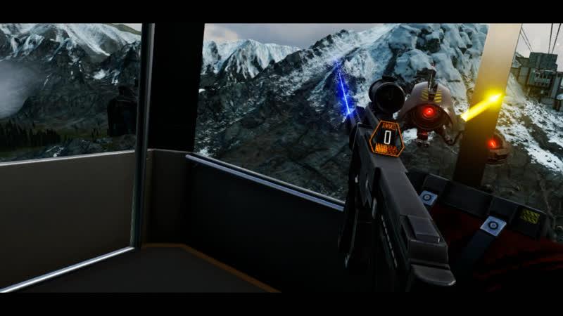 VR Виртуальная реальность 5D Shooter