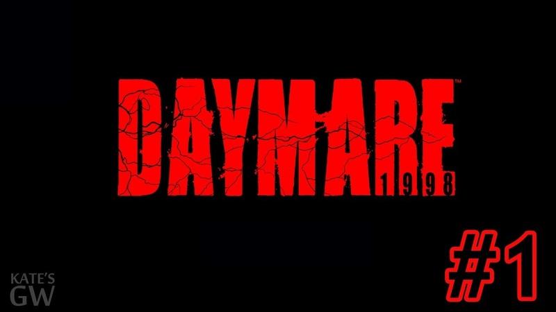 Daymare: 1998 (2019) ➤УБИТЬ СВИДЕТЕЛЕЙ. ПРОХОЖДЕНИЕ НА HARD MASTER. Part 1