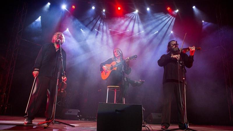 Трио Лойко Мато Концерт Звезды цыганской музыки в Колизей Арене 4K 12