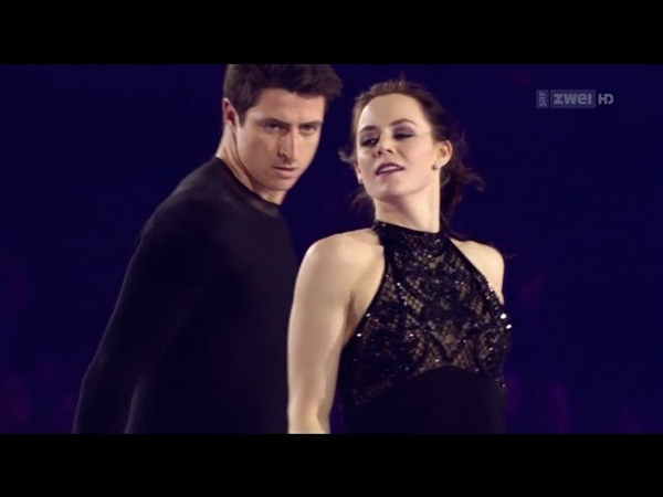 Tessa Virtue Scott Moir - Say it Right (Art On Ice 2015) with Nelly Furtado [HD]