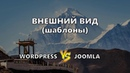 Joomla или Wordpress что красивее (Александр Куртеев)