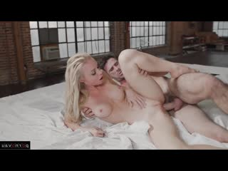 Kayden Kross, Manuel Ferrara Blondes, Premium, Pussy, On a rider, Pose 69, Cumshot in mouth