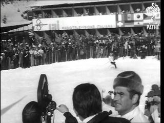 Women's Slalom Skiing World Championships (1970)