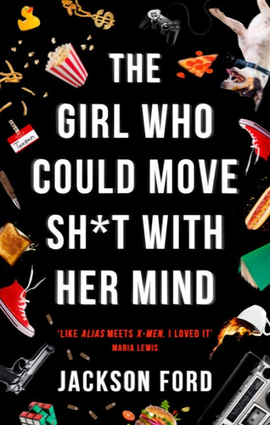 The Girl Who Could Move Sh
