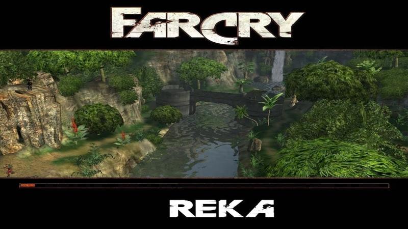Прохождение игры мода Far cry Tails 3 Reka 2 часть