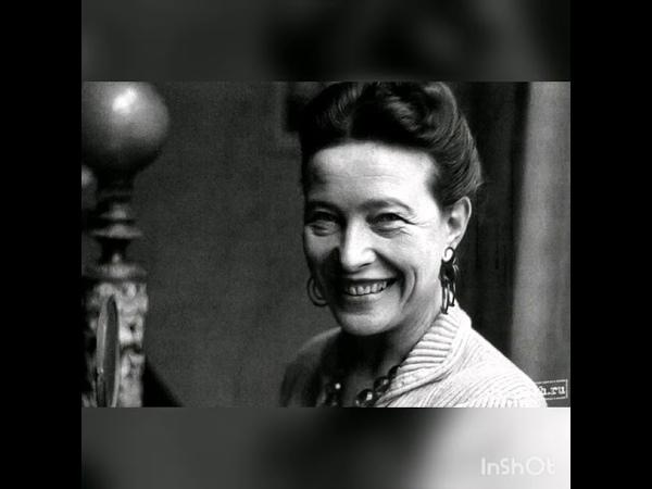 Симона де Бовуар Друга стать Частина 1 Розділ 3 Simone de Beauvoir