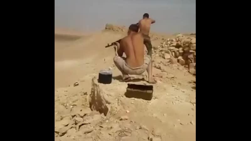 Сирия Пострелушки