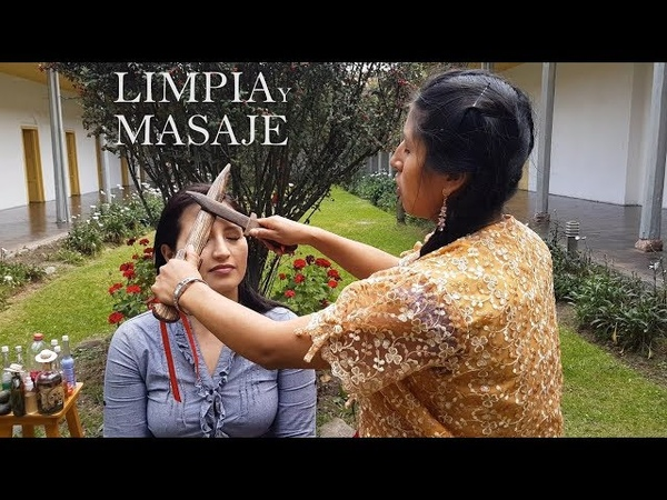 CUENCA ASMR BODY HEAD AND NECK MASSAGE SPIRITUAL CLEANSING LIMPIA ESPIRITUAL ESOTERIC