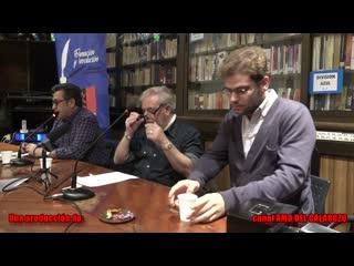 Video de La Falange - Niko Roa sobre su nuevo libro El jovén Franco 29-11-2019