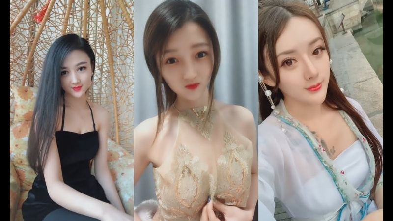 抖音 福利 丝袜巨乳美女短视频 2019 抖音tiktok 性感美女 中国美女视频top7 China douyin Chine