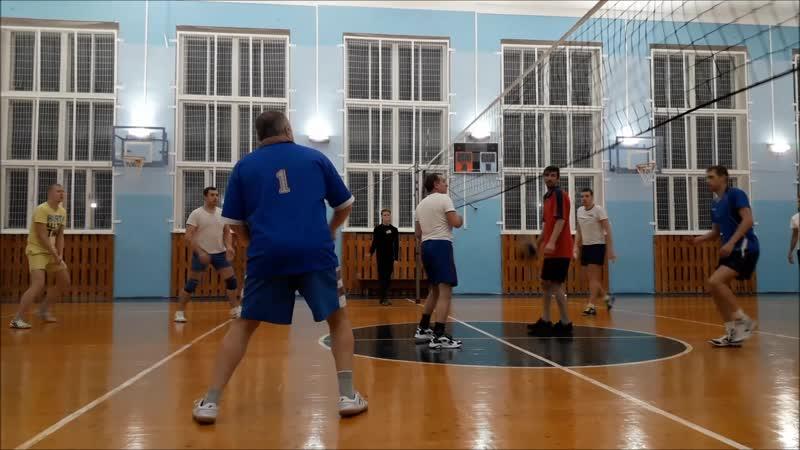 Турнир по волейболу цеха №31 09.12.2019