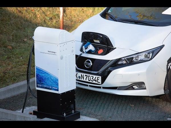 Vehicle to Grid (V2G) Meilenstein: Elektroauto stabilisiert deutsches Stromnetz