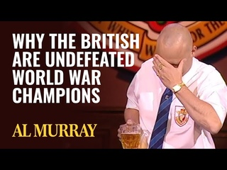 Why The British Are Undefeated World War Champions
