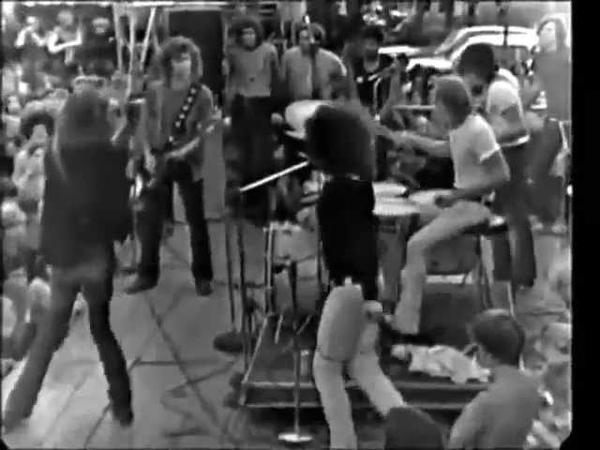 MC5 Kick Out The Jams live 1970 Detroit