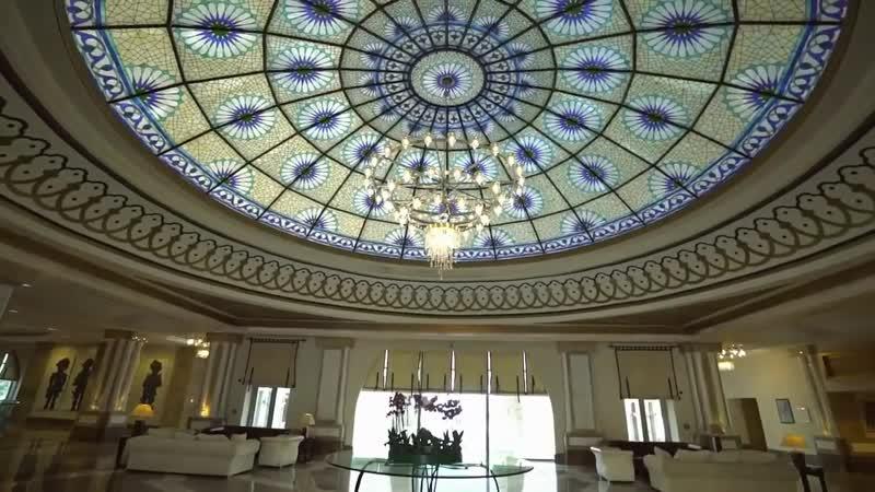 Kempinski Hotel The Dome Belek in Turkey