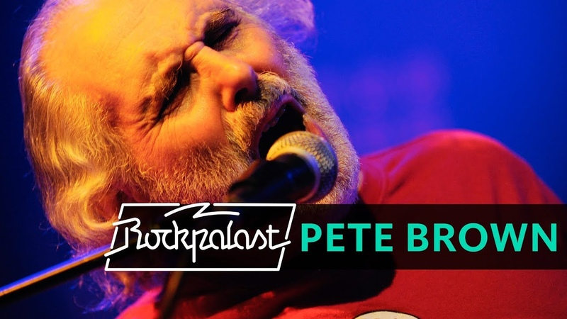 Pete Brown live Rockpalast 2011