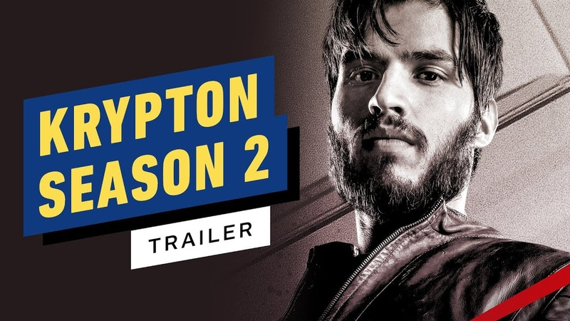 Krypton Season 2 Official Trailer