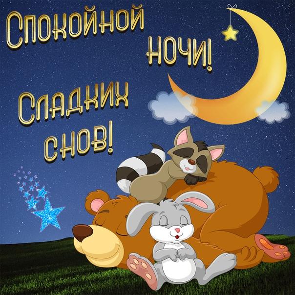 Прикольной, открытки спокойной ночи прикольные любимой