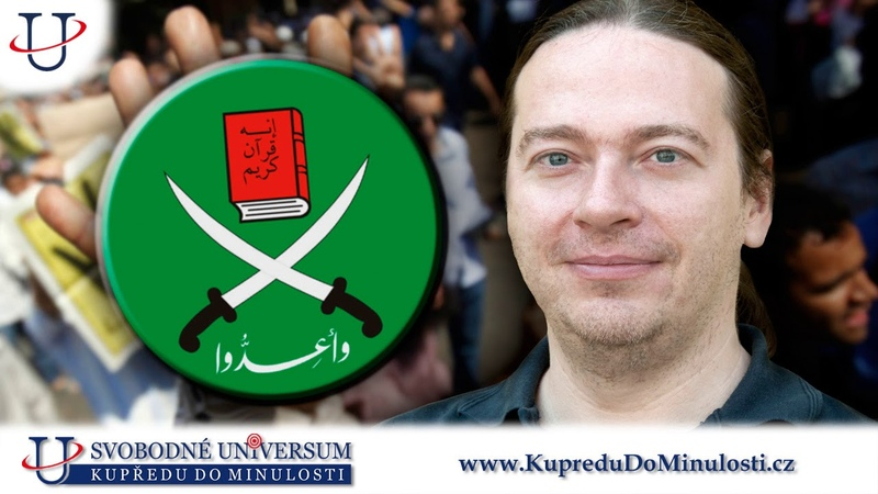 Marian Kechlibar 2. díl: Muslimské bratrstvo buduje v Evropě podvratné, zcela paralelní společnosti