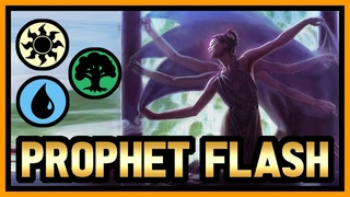 ⚡️ BANT RASHMI FLASH ⚡️ Awesome deck idea! 【 MTG Modern Gameplay 】
