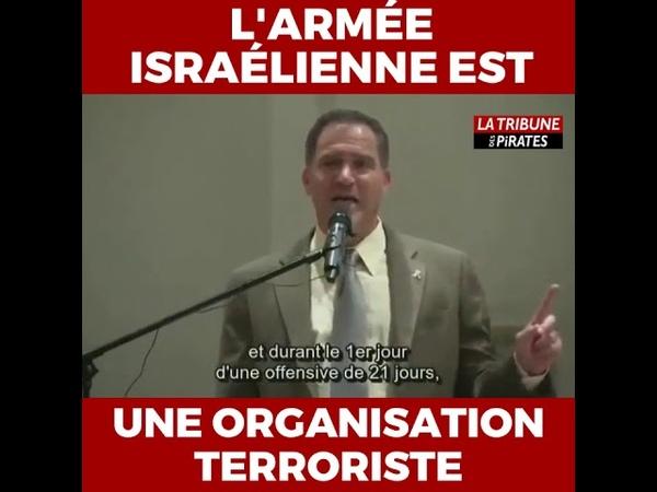 Miko Peled l'armée israélienne est une organisation terroriste