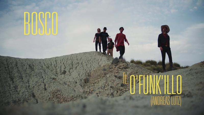 Escucha la luna - Bosco ft. O'Funk'illo (Andreas Lutz)