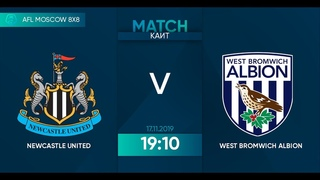 AFL19. England. Championship. Day 8. Newcastle United - West Bromvich Albion