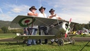 TWO NIEUPORT 17 C1 AND A AVIATIK RC SCALE MODEL AIRPLANE HAUSEN 2018