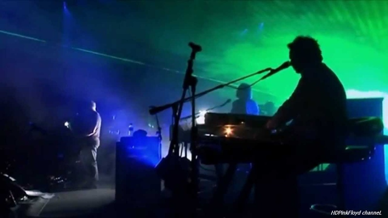 David Gilmour - Comfortably Numb in Gdansk Poland 2006