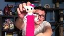Hello Kitty marcapáginas - Crochet