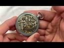 Видеообзор на ранние часы Кристалл и Искра Челябинского часового завода