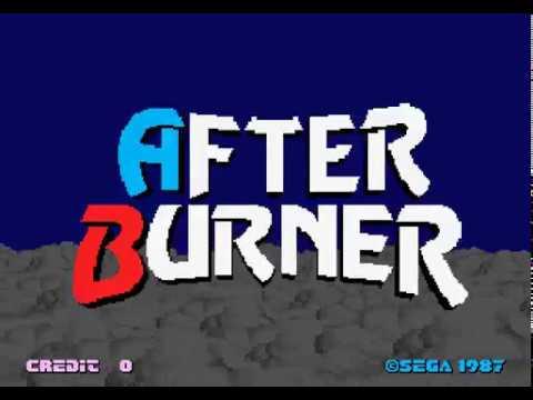 Arcade Longplay [751] Afterburner